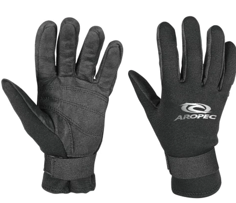 Amara Gloves  - Black