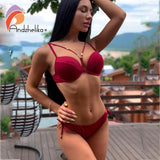Large Cup Push Up Swimwear