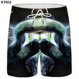 KYKU Skull Shorts Collection