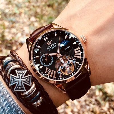 AILANG Tourbillon Automatic Watch