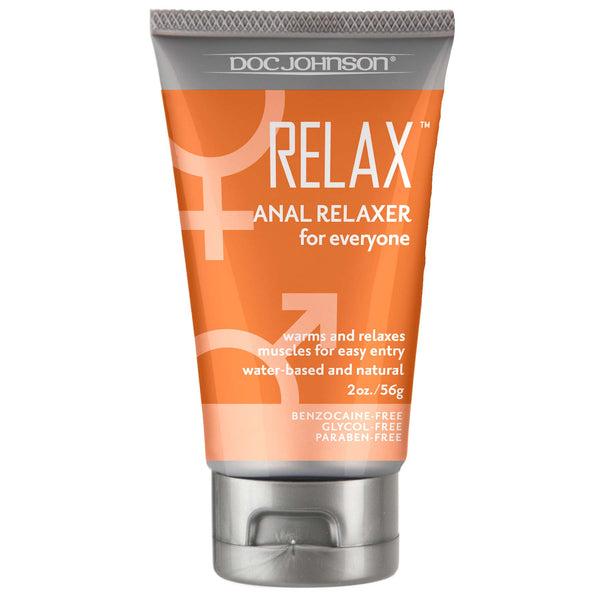 Relax - Anal Relaxer for Everyone - 2 Oz. -
