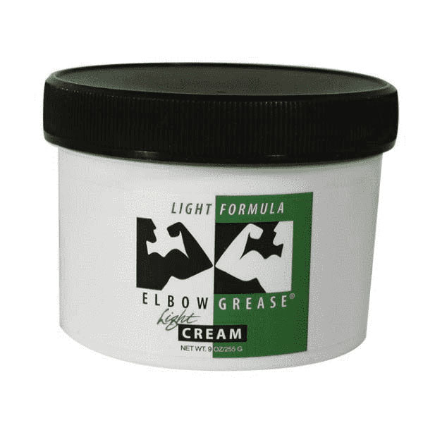 Elbow Grease Light Cream 9oz