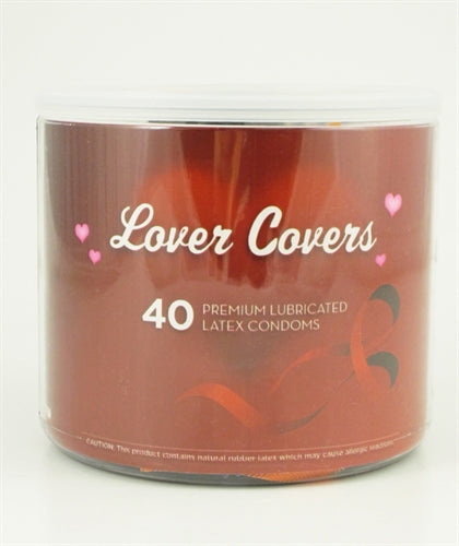 Lover Covers - 40 Count Jar