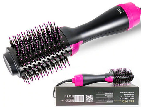 Dry_Straighten _ Curl _One Step_ Hair _Dryer