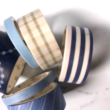 Load image into Gallery viewer, Blue Monday Washi Tape
