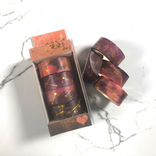 Load image into Gallery viewer, Constellation Pinks Washi Tape