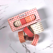 Load image into Gallery viewer, Just Peachy Shades of Washi Tape