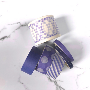 Purple Passion Washi Tape