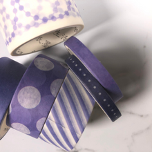 Load image into Gallery viewer, Purple Passion Washi Tape