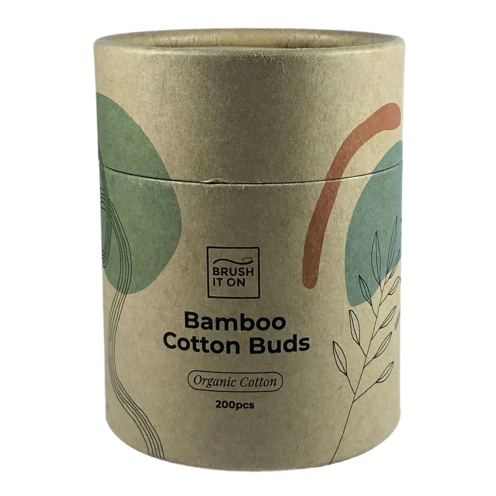 Bamboo Cotton Buds • 200 Pack