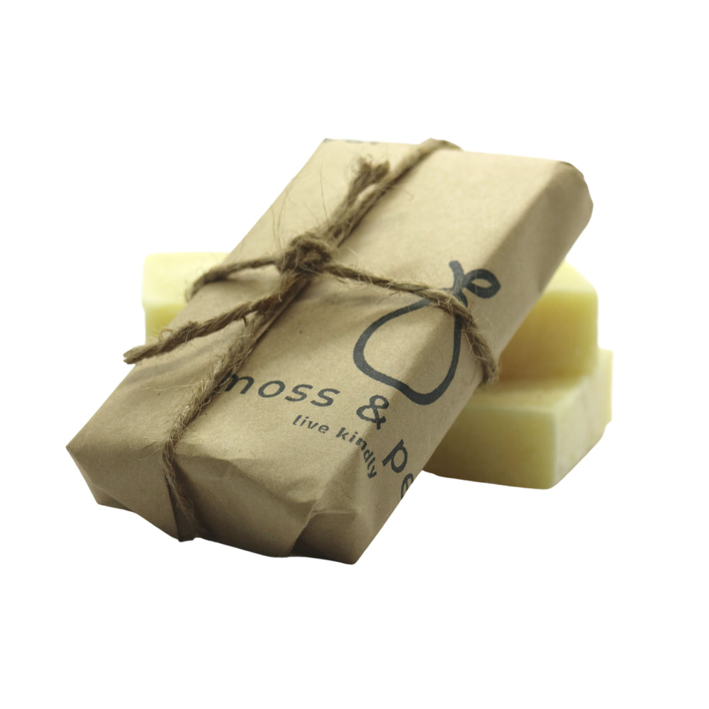 Solid Conditioner Bar • Organic Cacao Butter