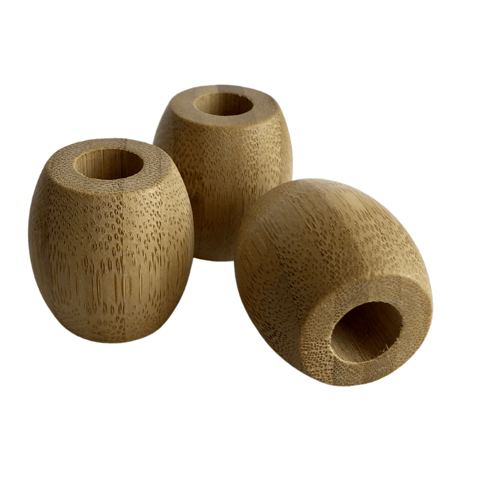 Brush It On sustainable bamboo, eco friendly toothbrush holders