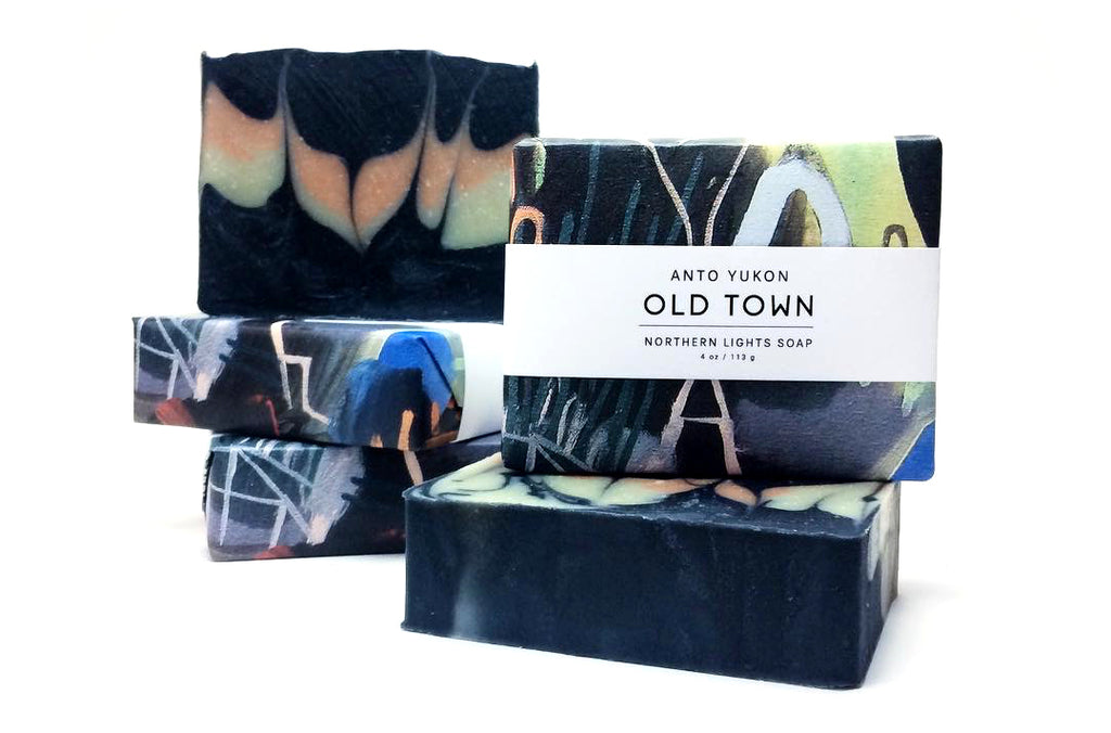 Anto Yukon Old Town Canadian made soap