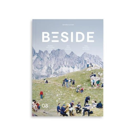 BESIDE Magazine - Issue 08 - What communities do we belong to?