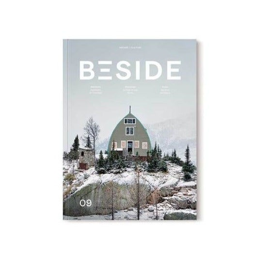 BESIDE Magazine - Issue 09 - How do we embody our nordicity?