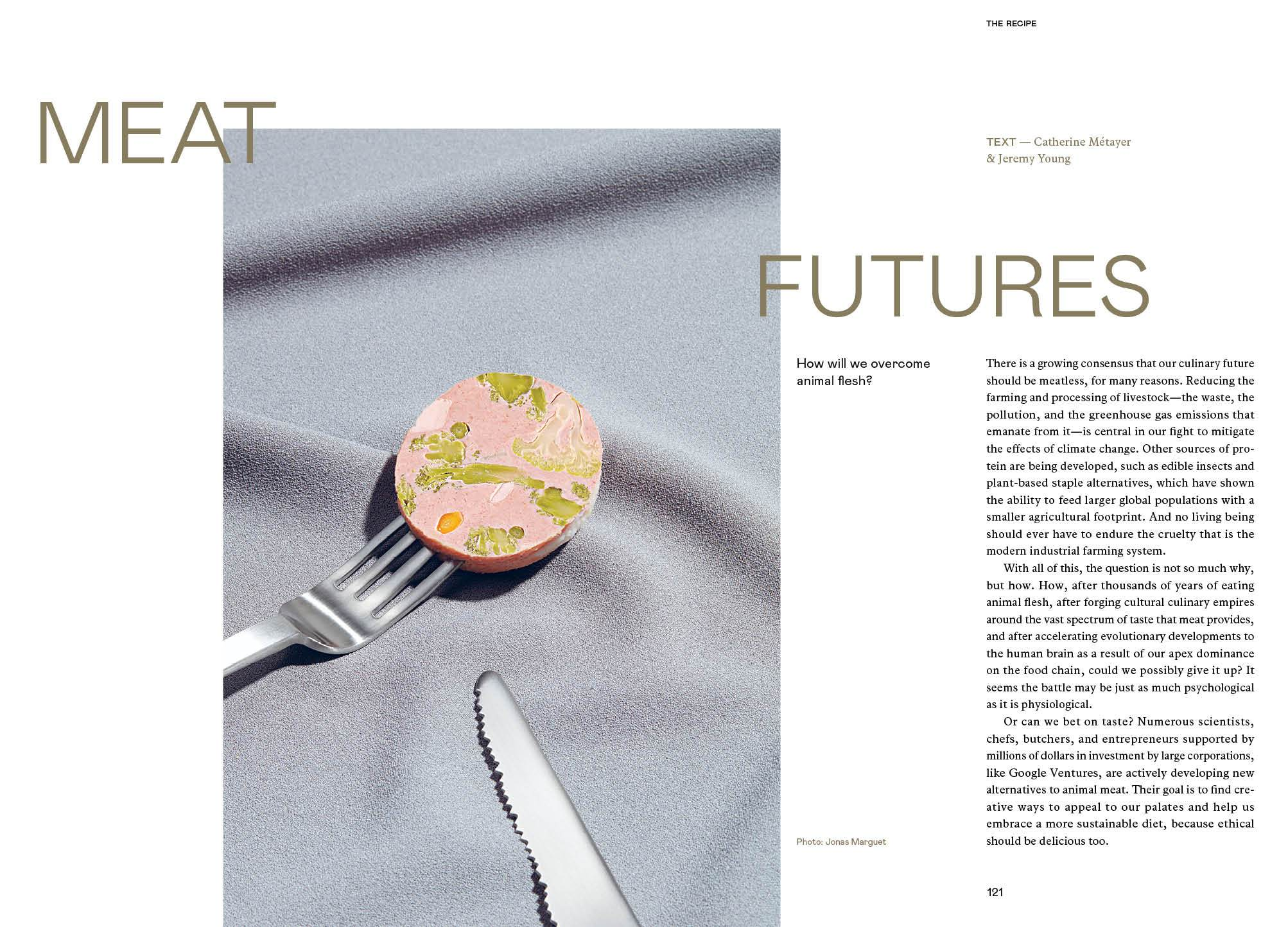 BESIDE Magazine - Issue 05 - What does our future with nature hold?