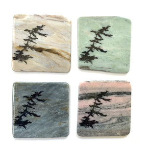 Granite Coasters - Windswept - Madoc Rocks