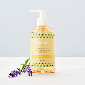 Substance Baby Body Foam - Matter Company