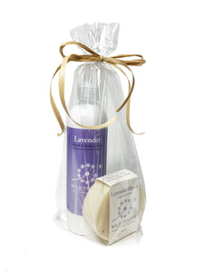 Lavender Bloom Gift Pack - Wild Prairie Soap Co.