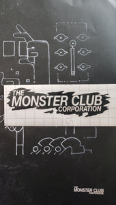 Monster Club Decal - Pharoah Tom's Collections