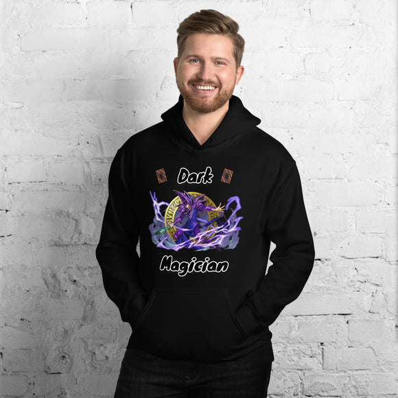 Dark Magician Hoodie - Pharoah Tom's Collections