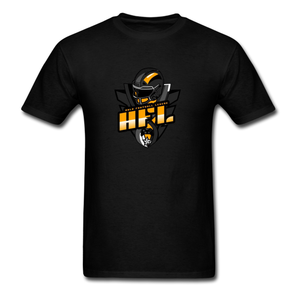 Halo Football League T-Shirt - black