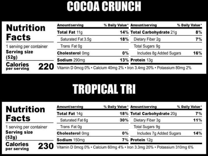 COCOA CRUNCH 6 PACK