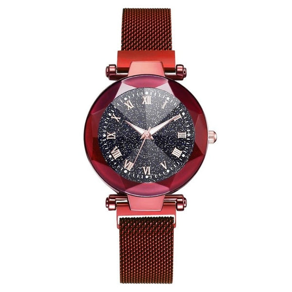 Luxury Starry Sky Watches For Women
