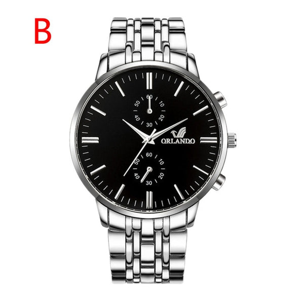 Men's Vogue Quartz Wristwatches
