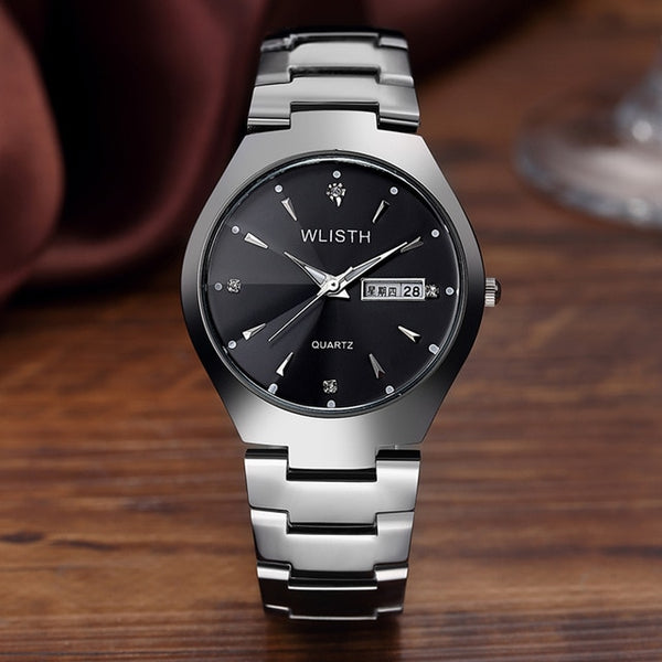 Unisex Quartz Wristwatch for Men & Women