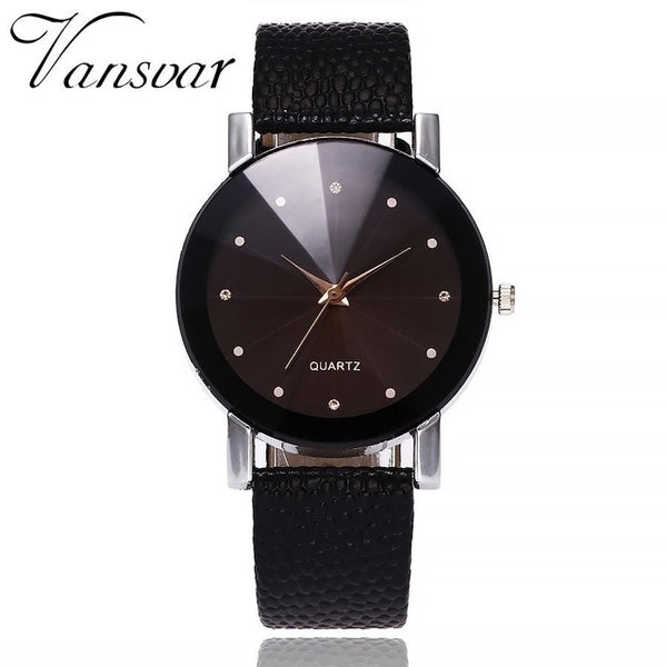 Women's  Luxury Quartz Wristwatch