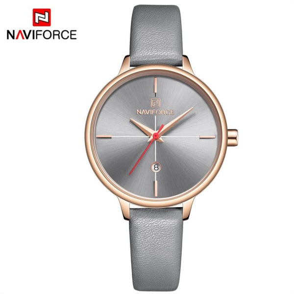 Waterproof Quartz Wristwatch for Women