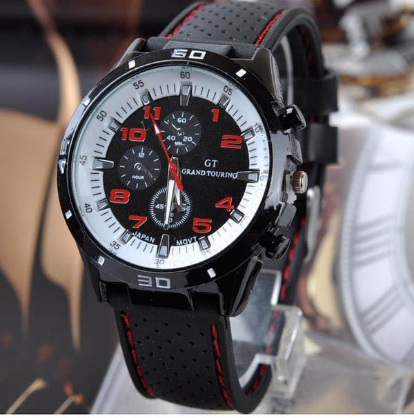 Men's Quartz Wristwatch