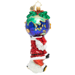 Christopher Radko Ornament - A World of Peace