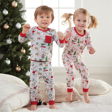 Load image into Gallery viewer, Boy's Christmas Pajamas