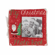 Load image into Gallery viewer, Christmas Photo Album Book
