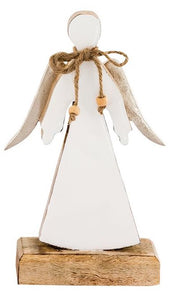 Winter White Angel (Small)