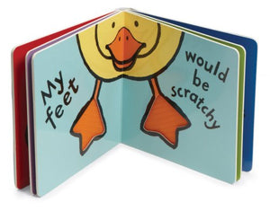 If I Were A Duck Board Book