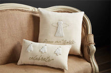 Load image into Gallery viewer, French Knot Angel Pillow