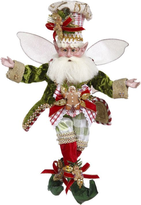 Gingerbread & Spice Fairy (Small)