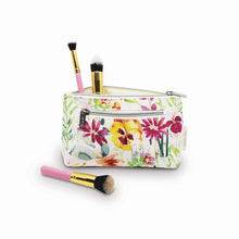 Load image into Gallery viewer, Small Cosmetic Bag - Morning Bloom