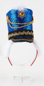Blue Toy Soldier Headband