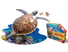 Load image into Gallery viewer, I am Lil Sea Turtle Puzzle