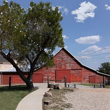 Load image into Gallery viewer, Rustic Red Barn Kit