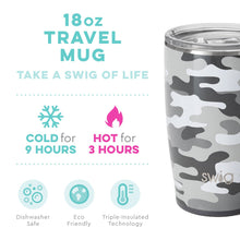 Load image into Gallery viewer, SWIG Incognito Camo 18 oz Mug