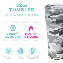 Load image into Gallery viewer, SWIG Incognito Camo 32 oz Tumbler