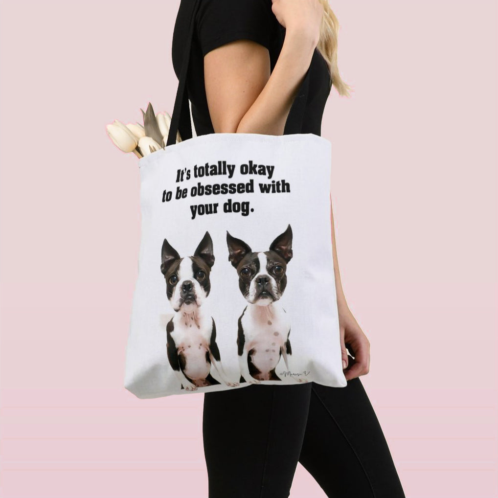 Pet Star Custom Tote Bag