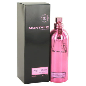 Montale Pretty Fruity by Montale Eau De Parfum Spray (Unisex) 3.4 oz (Women)