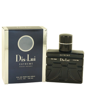 Dis Lui Extreme by YZY Perfume Eau De Parfum Spray 3.4 oz (Men)
