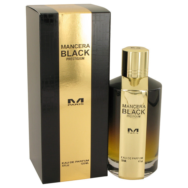 Mancera Black Prestigium by Mancera Eau De Parfum Spray (Unisex) 4 oz (Women)
